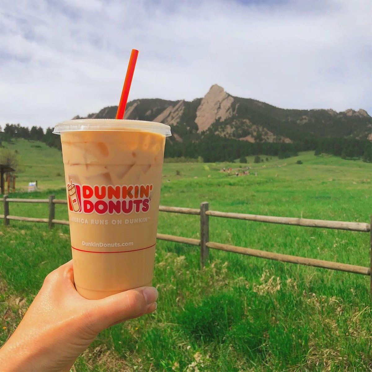 Yes, Dunkin' Donuts Has A Secret Drink Menu! In 2020