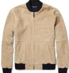 Comment nettoyer une veste en cuir blanc