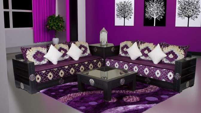 salon marocain 2015 mauve - Recherche Google | Idées de Restaurant ...