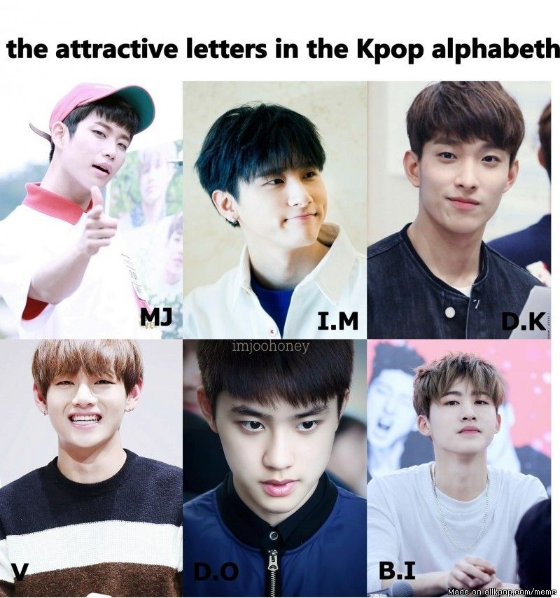 when you realize that alphabeth can be this hot~~ kpop ♡♡