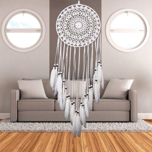 Einzigartige Traumfänger von ANjAS-SHOP #Traumfänger #Geschenkidee - dekorationsideen wohnzimmer bilder