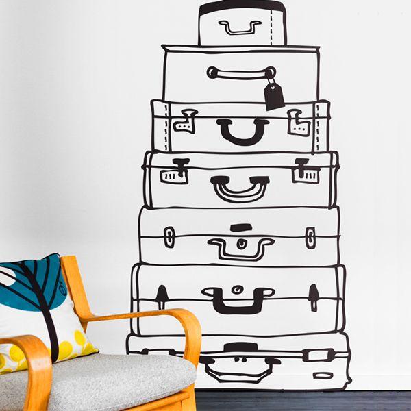 Vinilos Decorativos - Con esta colección de vinilos dale a tu hogar una nueva imagen o cambia el estilo de una habitación en cuestión de minutos.