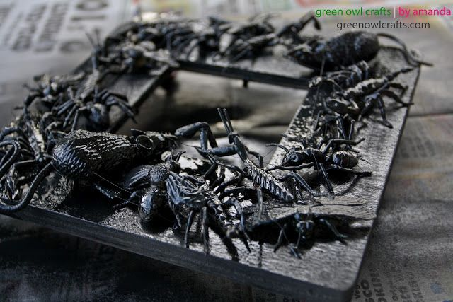 Spooky Insect Halloween Decor Halloween Pinterest Insects