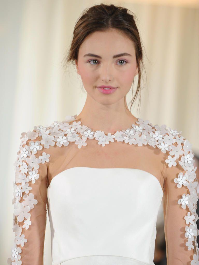 Ombre lips makeup idea. 11 Hot Spring Wedding Trends for 2016 | TheKnot.com