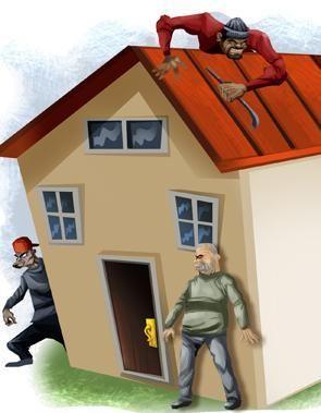 Cinco modalidades de robos irrumpen la tranquilidad de los...