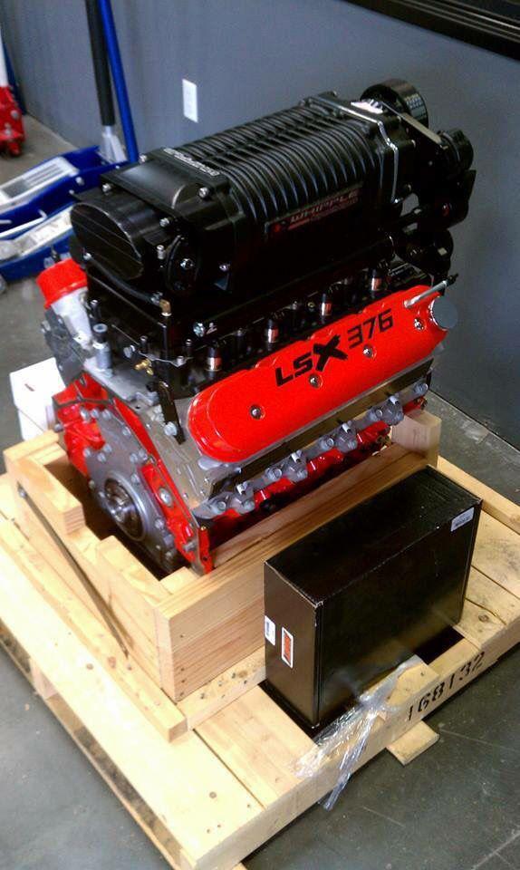 Whipple powered blown LSX | engines | Chevy motors, Ls
