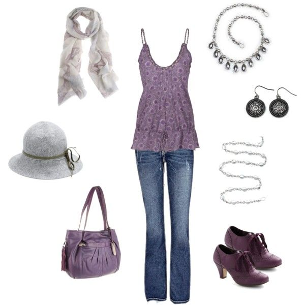 """""""Lavender Loveliness"""" by hideyhothere on Polyvore"""