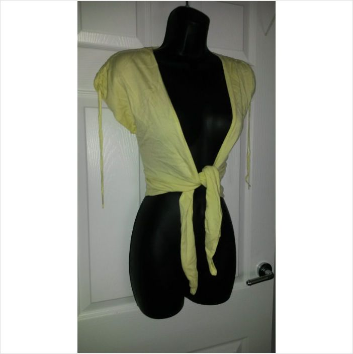 Designer TED BAKER Ladies Stunning Casual Summer Shrug Cardigan Top