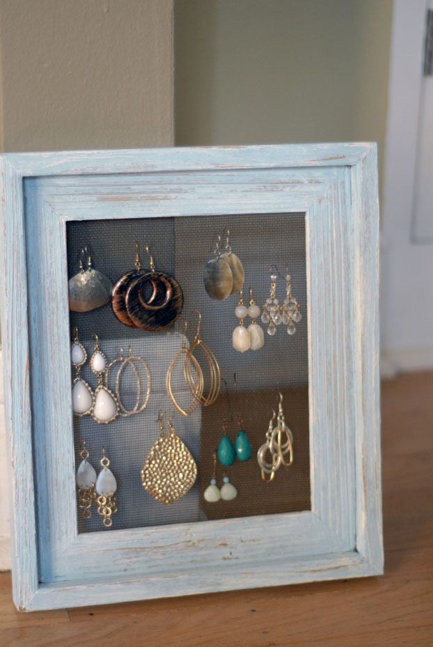 Earrings from Make Earring Organizer have already been a great