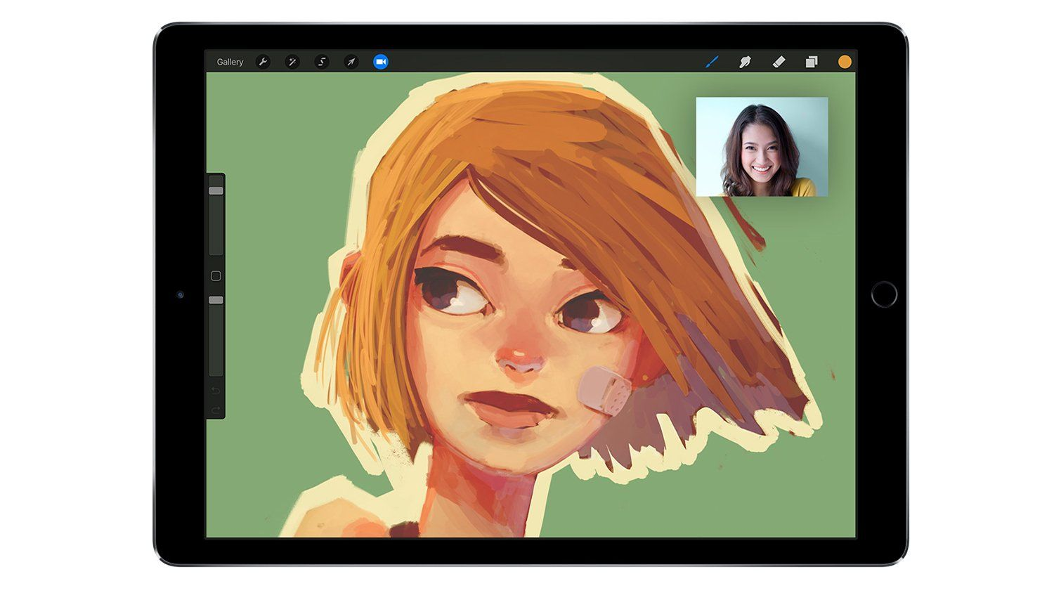 Our pick of the best apps for artists, including Procreate