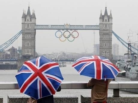 2012, Olimpics Game.