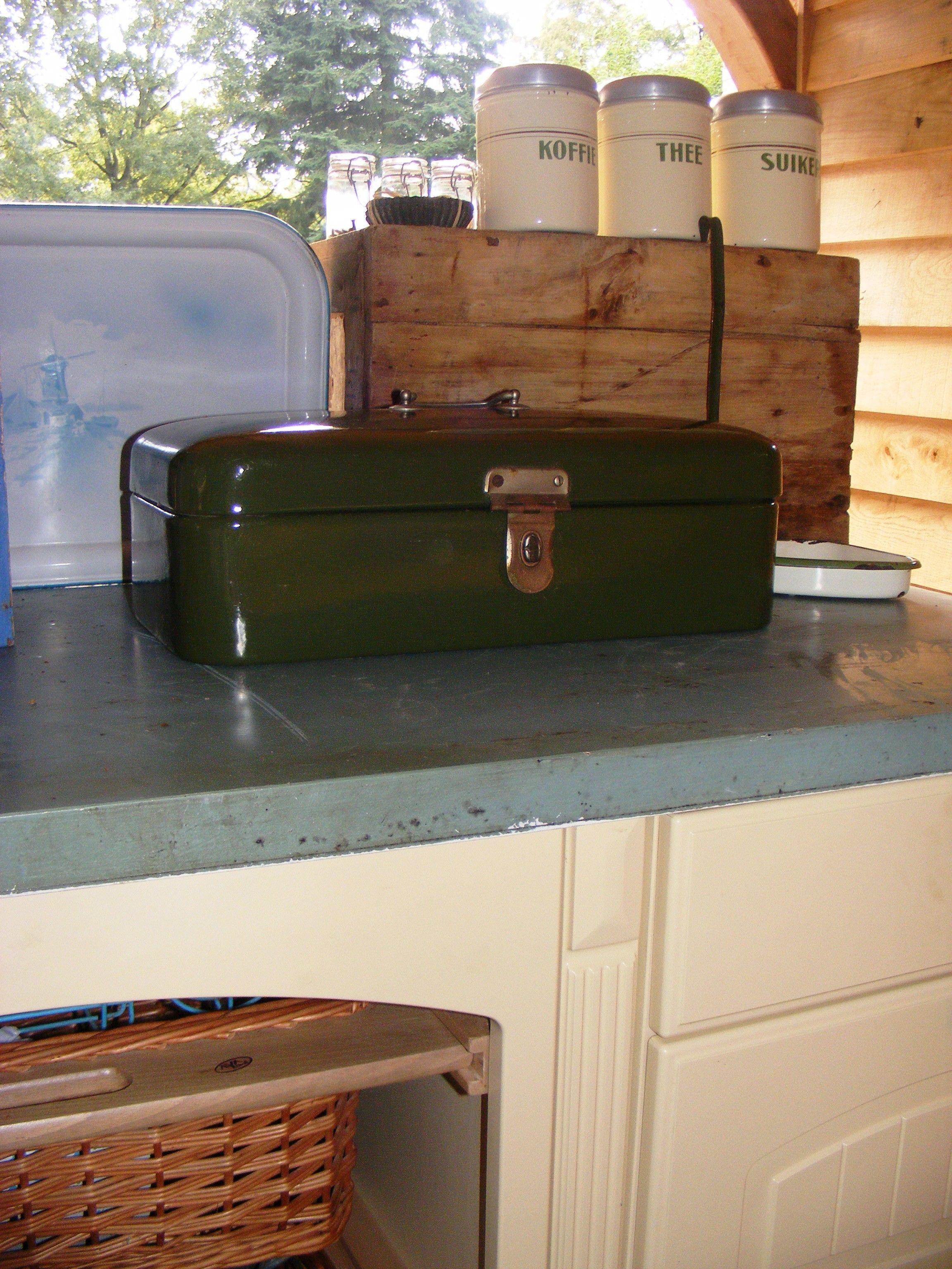 kitchen enamel www. De Tijd van Toen . net