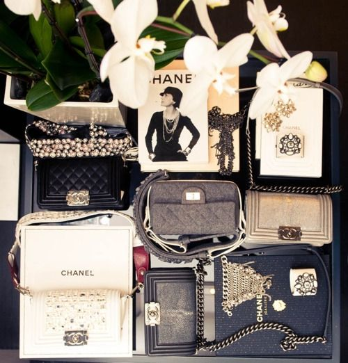 Chanel everything