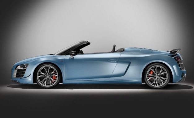 Audi R8 Roadster Only $213,350