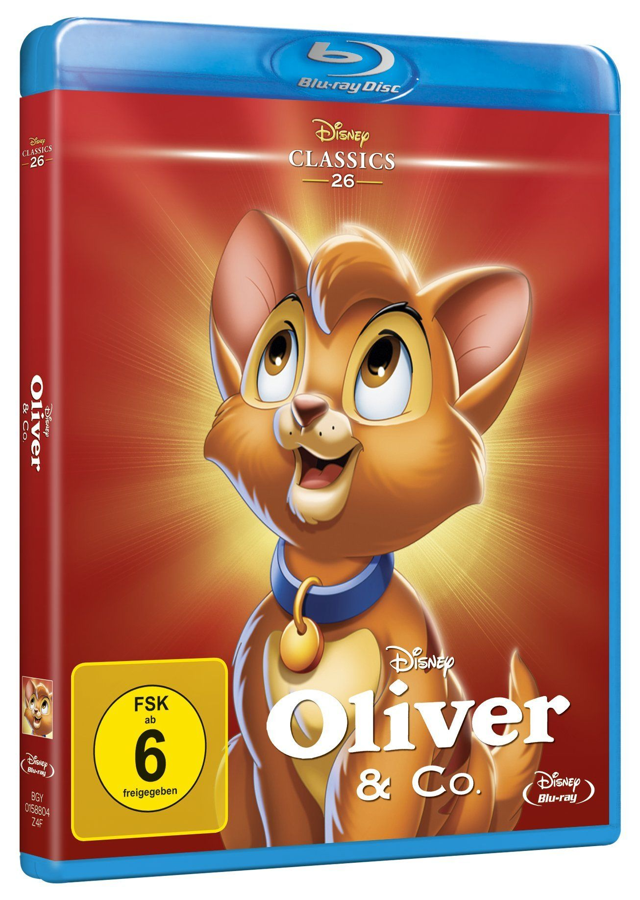 Oliver Oliver And Company Disney Dvds Classic Disney