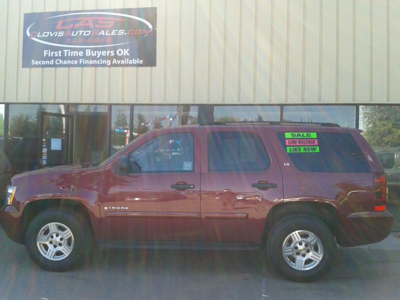 21 995 This 2007 Chevy Tahoe That Drives Like A Beauty With Only