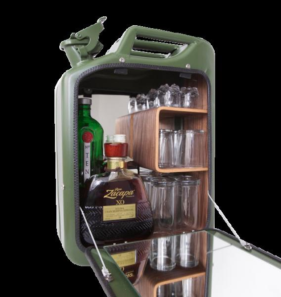 Liquor Cabinet   Jerry can cabinets   Pinterest   Liquor cabinet ...