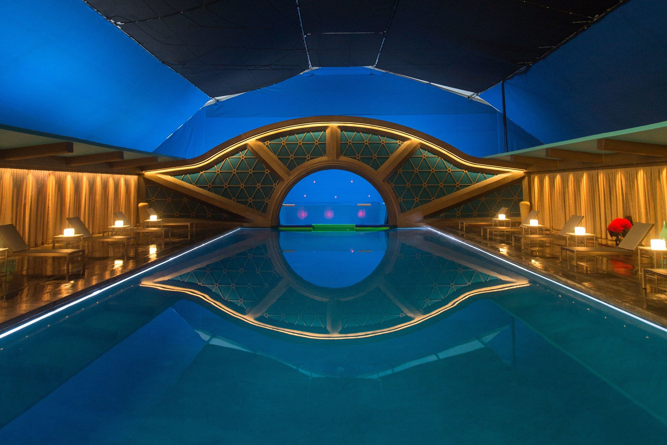 The Out of This World Set Design of Passengers
