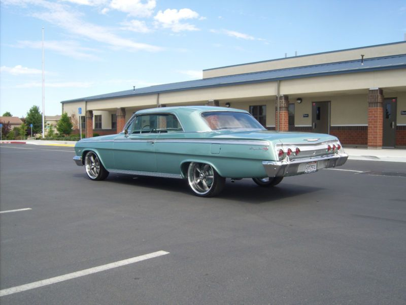1962 Impala SS (Found for sale on eBay) | Cars | Pinterest | Cars