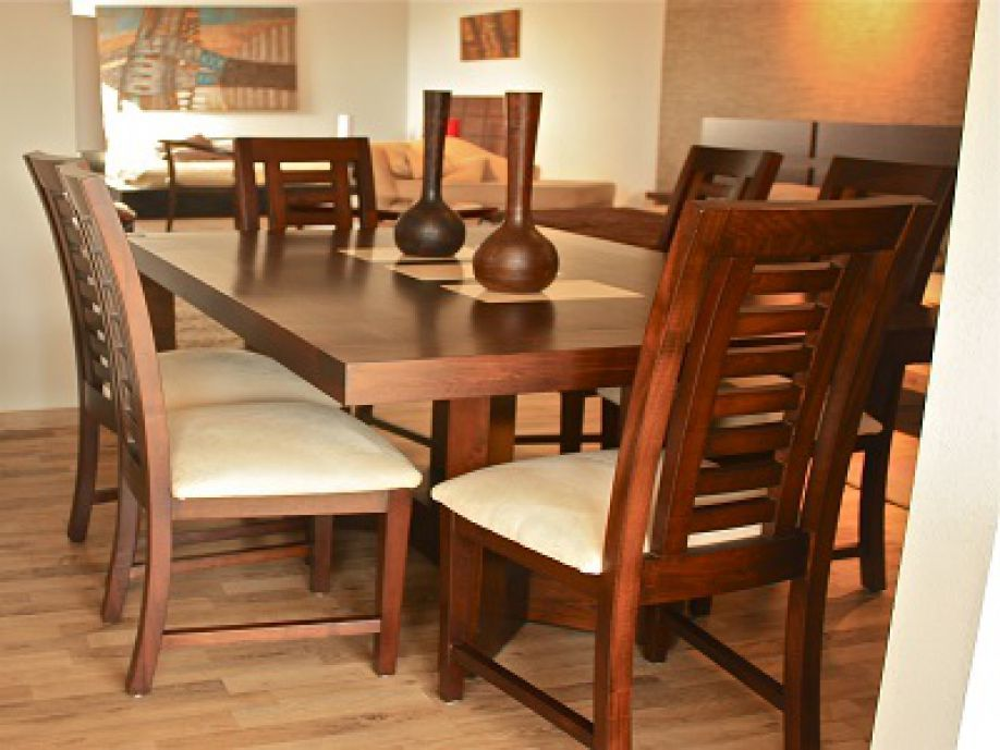 Give your dining room an amazing look with oak dining room for Dining room ideas oak furniture