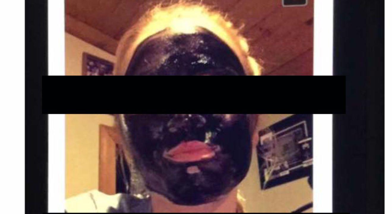 Temp-blackhead-mask - black face mask #blackheadmask #charcoalpeeloffmask #blackfacemask #blackheadremovalmask #blackpeeloffmask