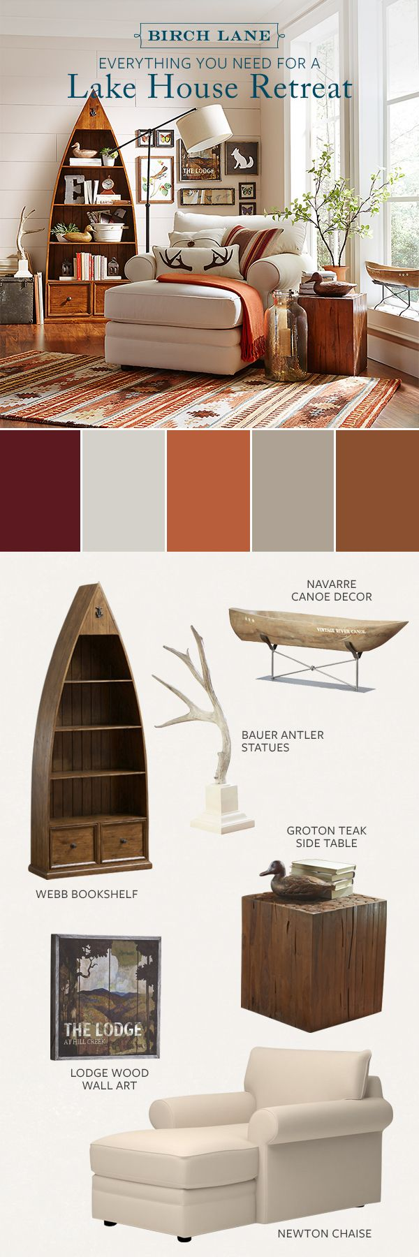 lake house retreat designing your own lake house retreat on lake house color schemes id=61274