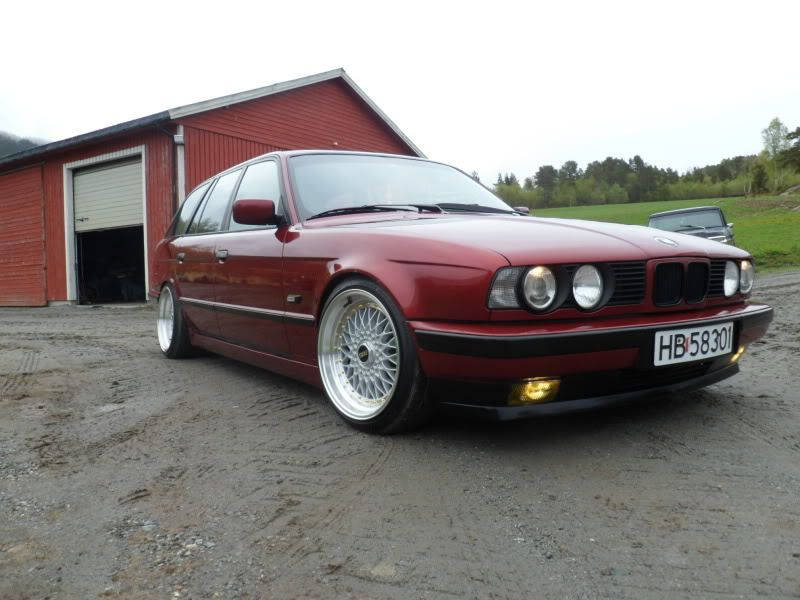 Bmw E34 Touring I Almost Bought One These Before Bambi The E30
