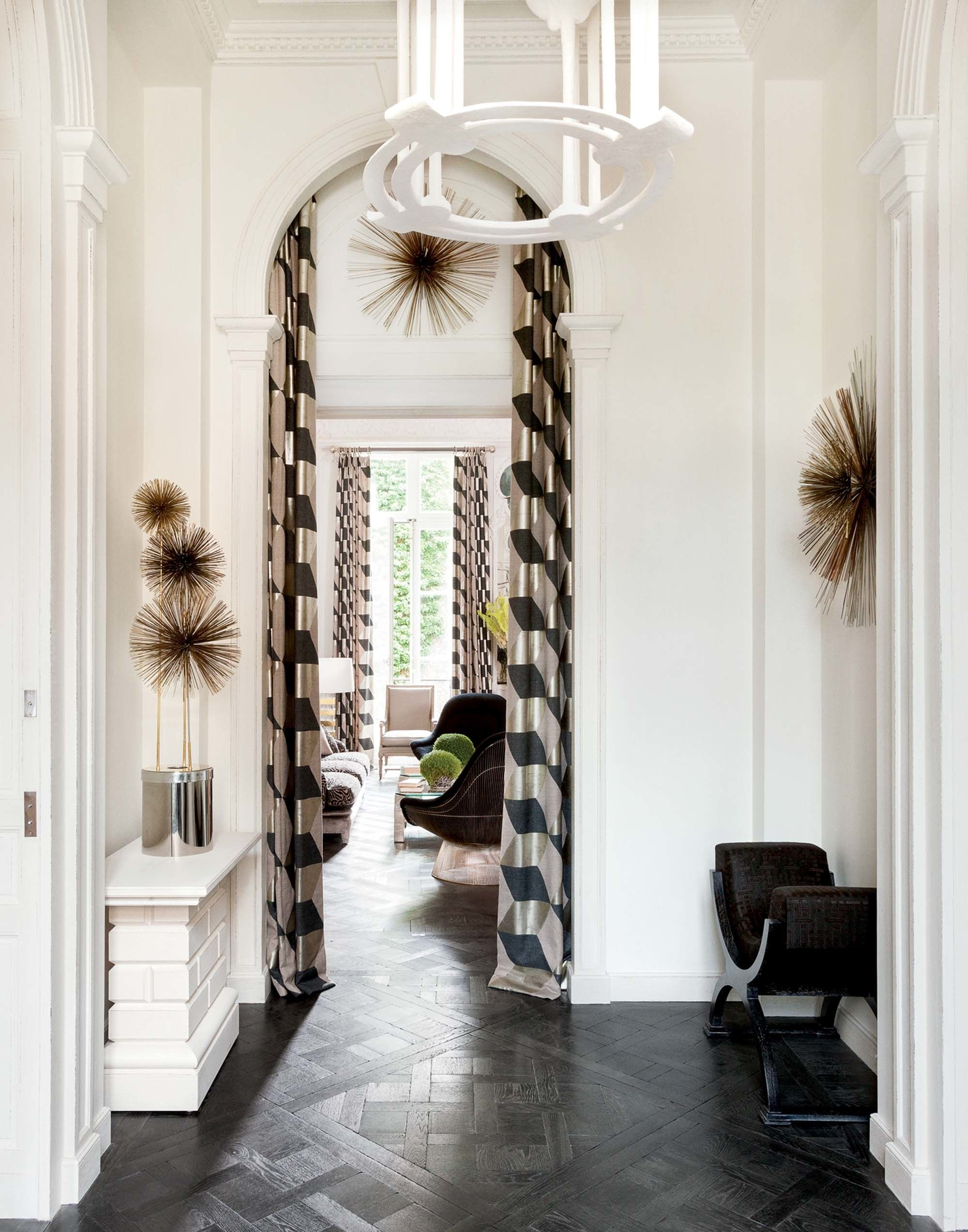 The Most Beautiful Foyers In Vogue Photos Apartment Design