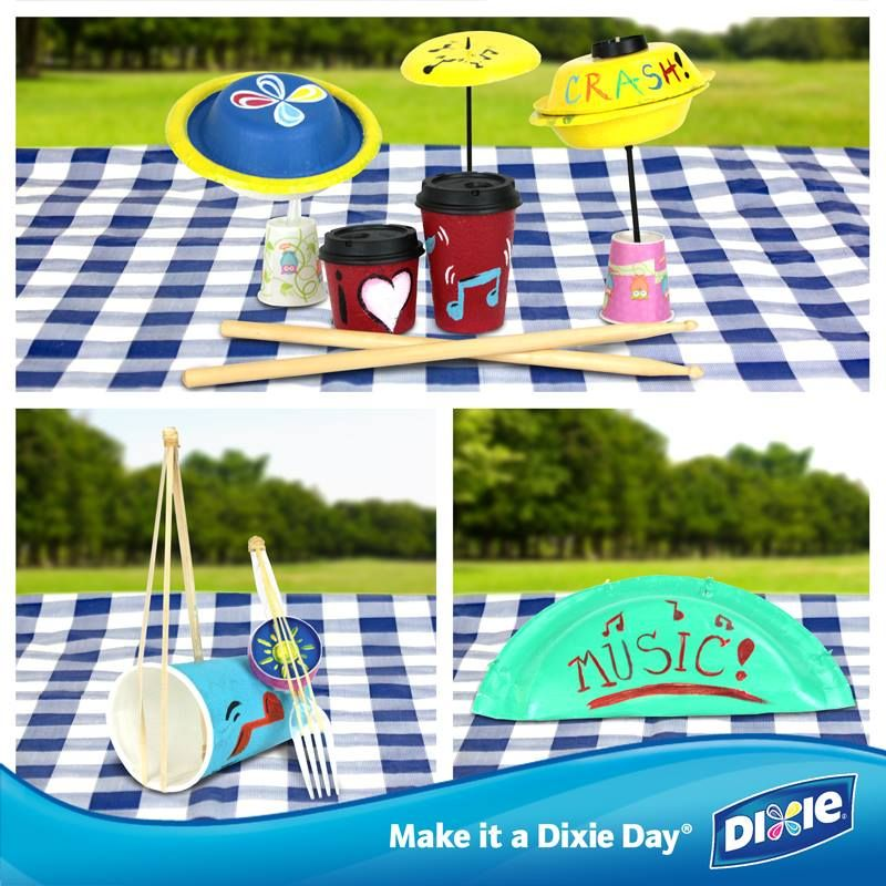 Get rocking and rolling with Dixie®!
