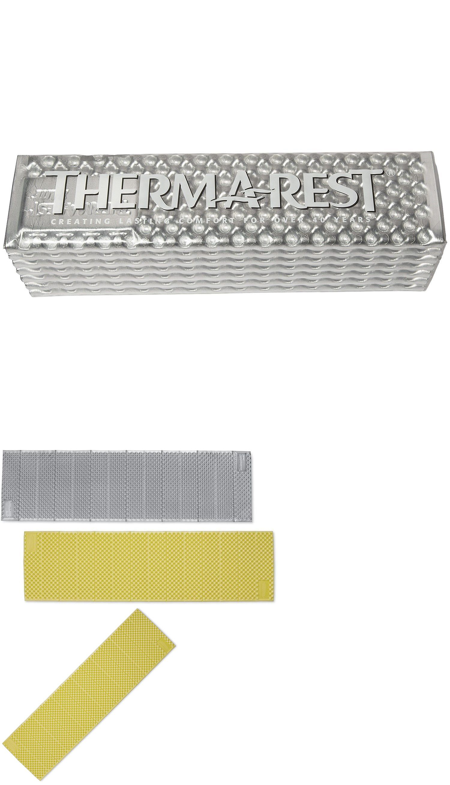 Mattresses and Pads 36114: Therm A Rest Z-Lite Sol Ground Pad 72 Sleeping Mat Regular Closed Cell Ir -> BUY IT NOW ONLY: $37.9 on eBay!