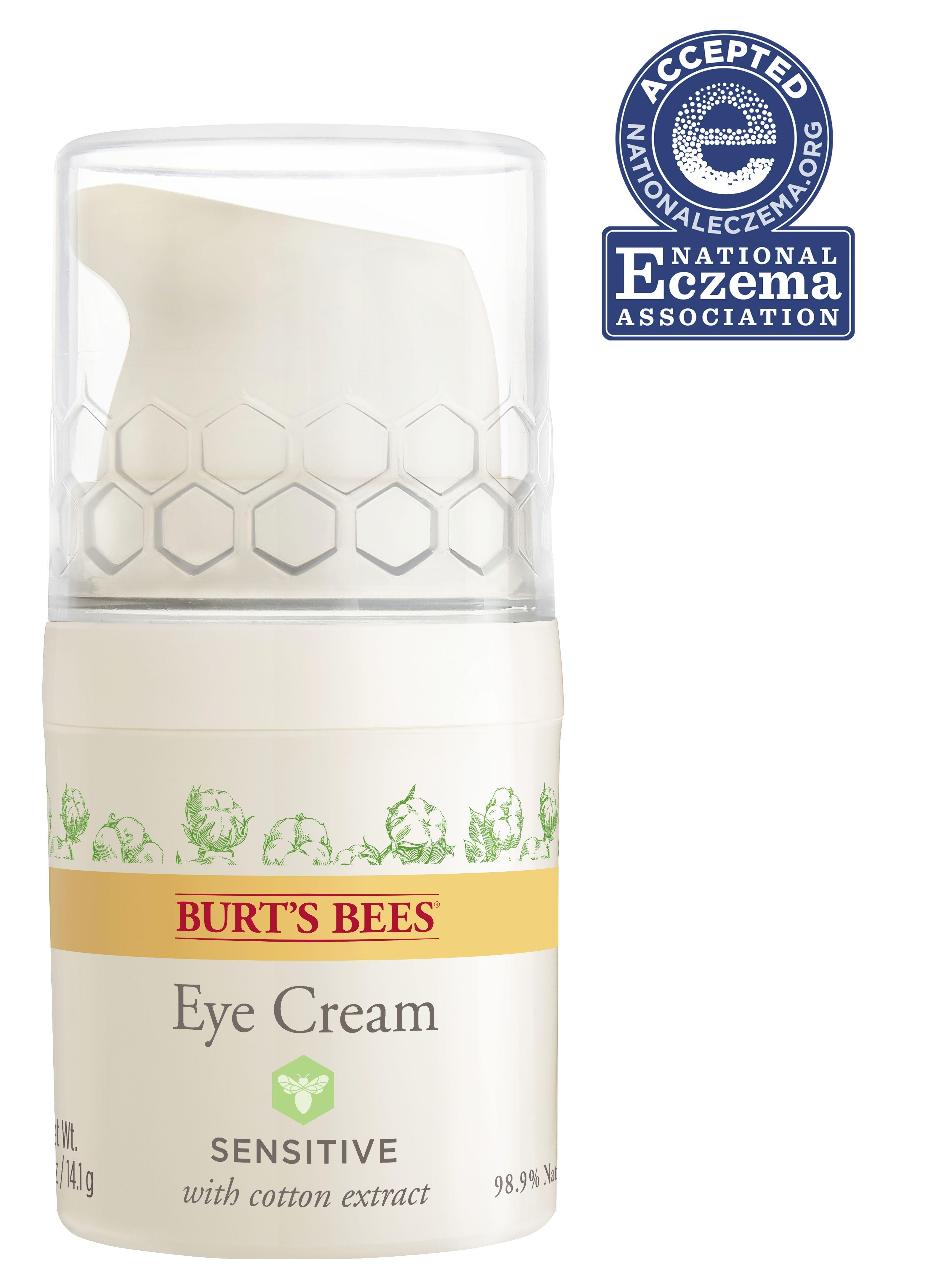 Burt S Bees Eye Cream For Sensitive Skin 0 5 Oz Walmart Com In 2021 Burt S Bees Eye Cream Eye Cream Sensitive Eyes