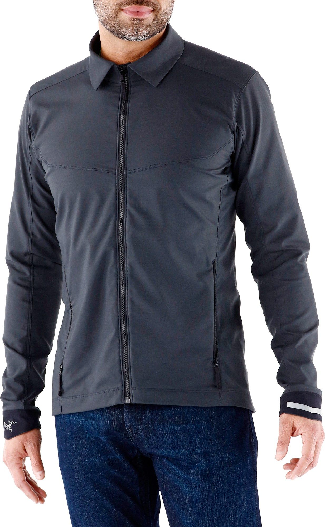 Arc'teryx A2B Commuter Bike Jacket - Men's | REI Co-op ...