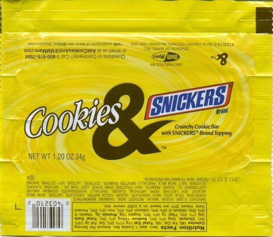 Cookies & Snickers