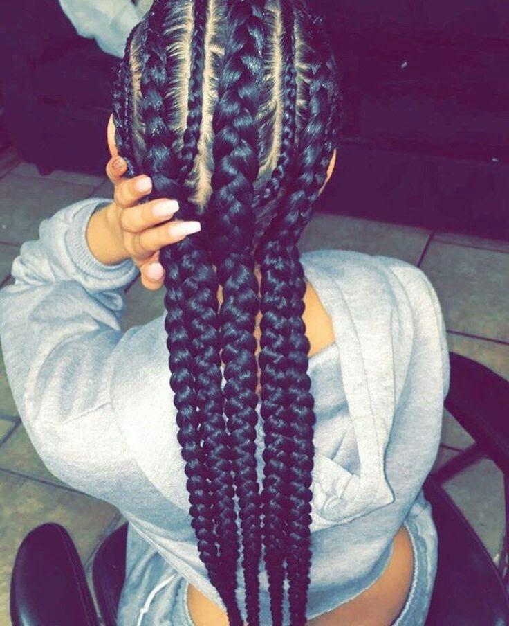 Pin van Mariam Cnd op Hair Afrikaans haar, Meisjes haar