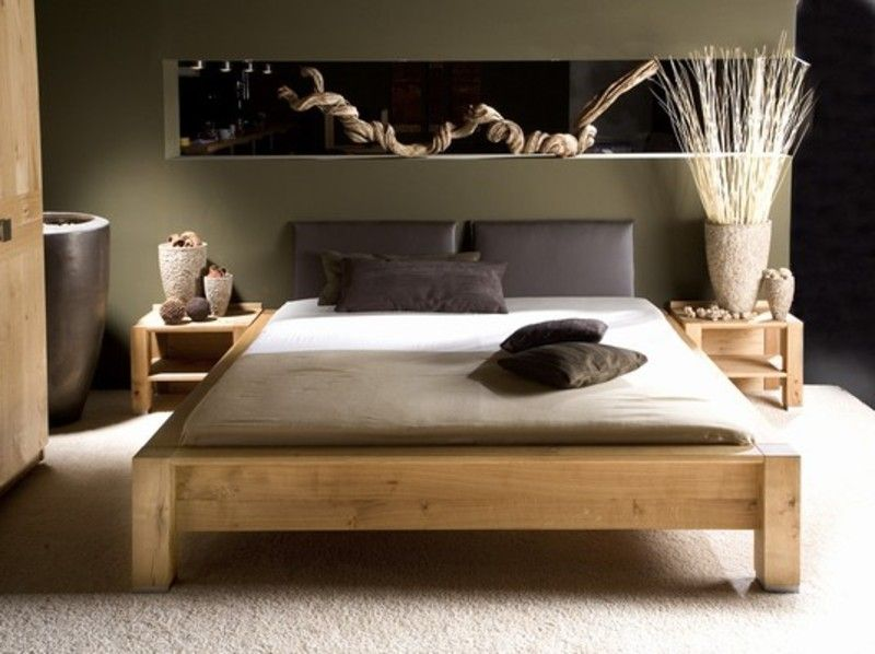 holzbett capo bedroom pinterest holzbett schlafzimmer und betten. Black Bedroom Furniture Sets. Home Design Ideas