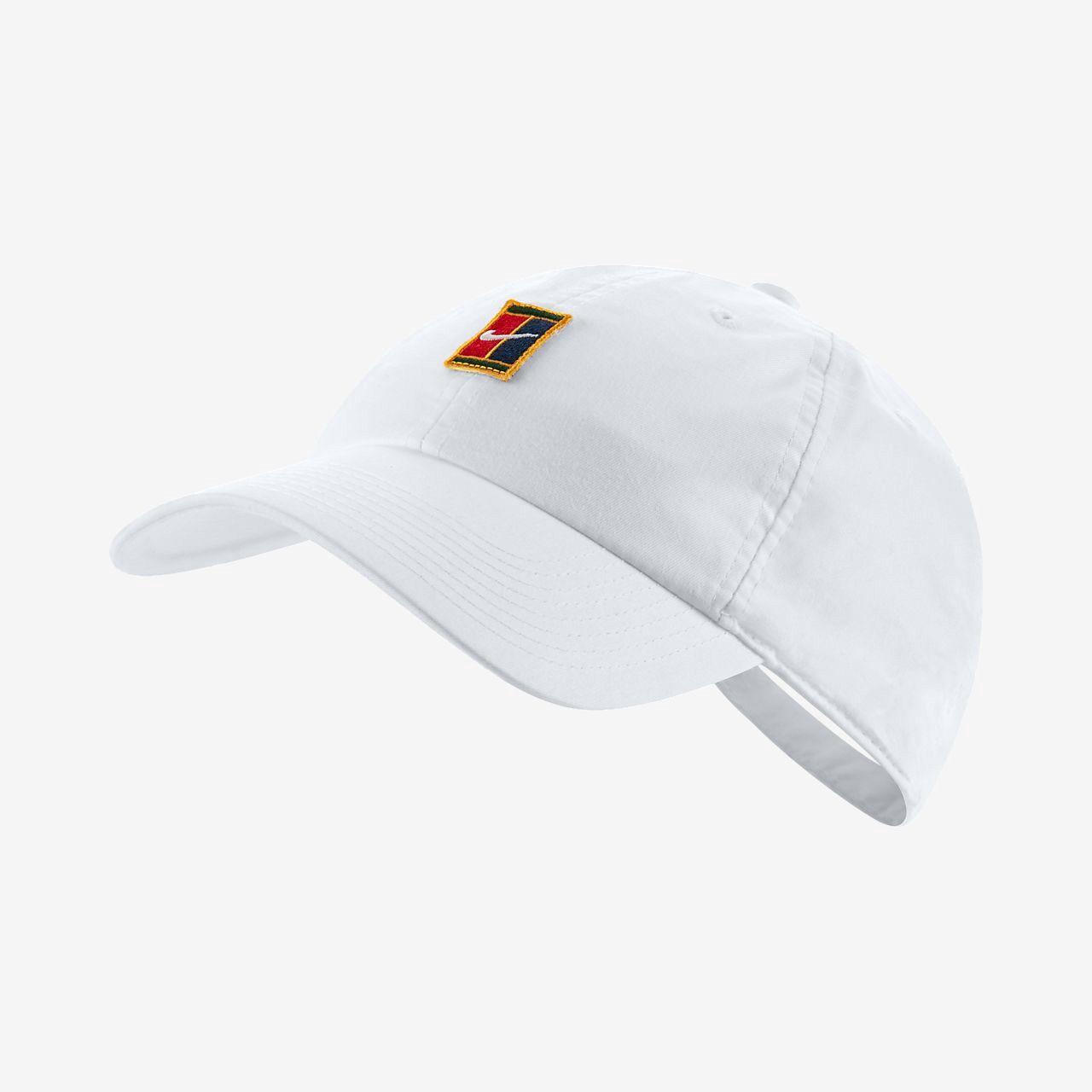 Nike Nikecourt Heritage 86 Adjustable Tennis Hat Nike Nike Nike Hat Cap