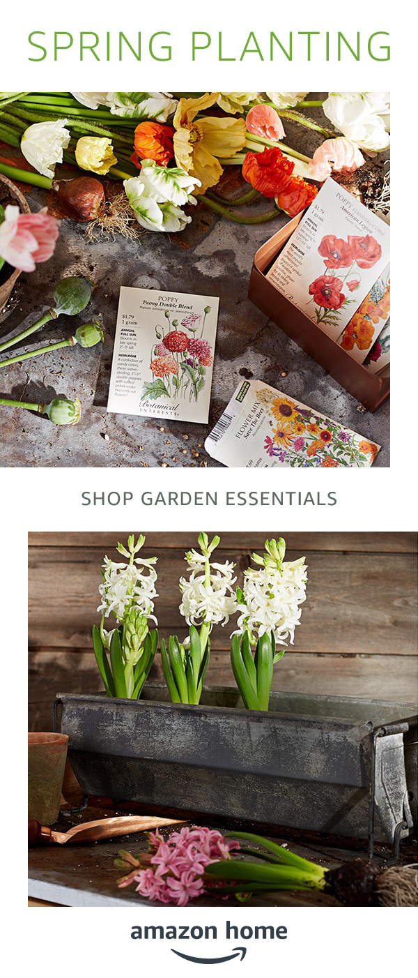 Check Out Our Spring Planting Guide And Find 7 Essentials For A