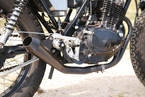 平和モーターサイクル - HEIWA MOTORCYCLE - | CB250RS 002 (HONDA)