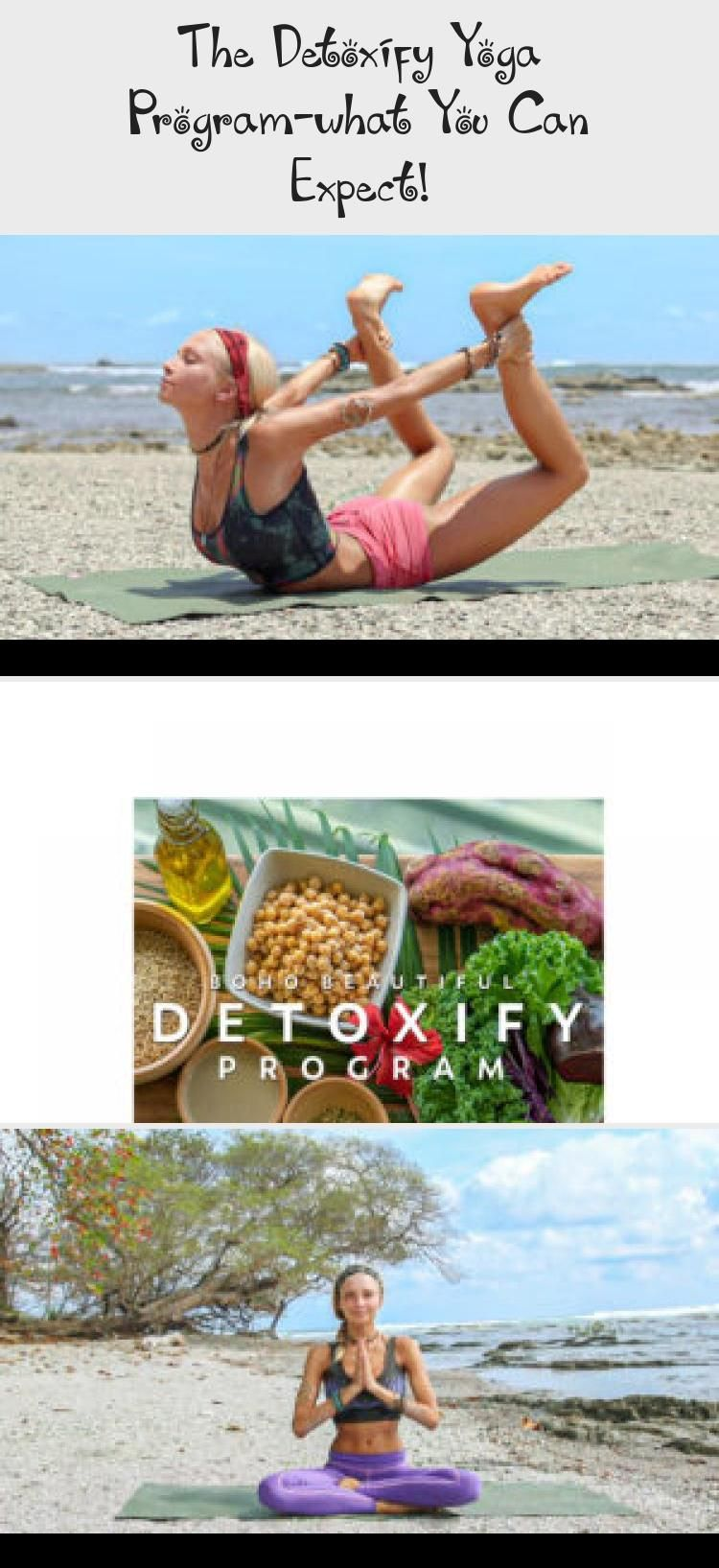 The yoga classes in the Detoxify Program were designed with that one idea in mind. What is it holdin...