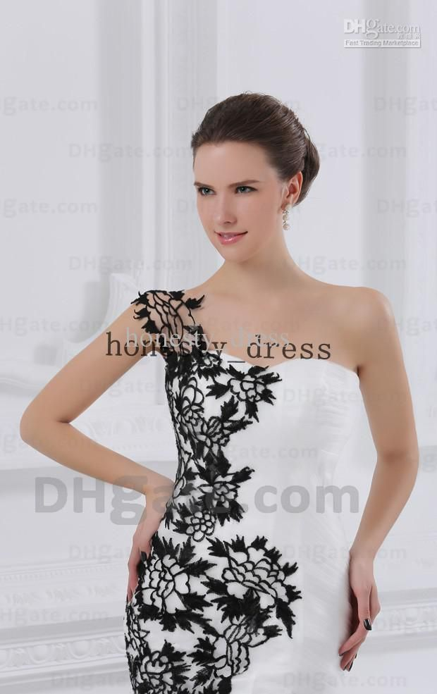 Black Lace Wedding Dresseswholesale Wedding Dress Buy Charming ...