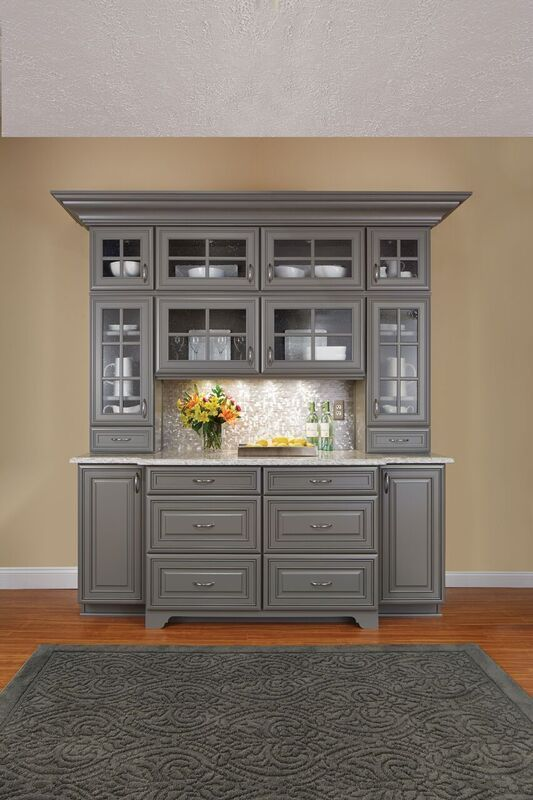 Semi-Custom Kitchen Cabinets (With images) | Kitchen ...