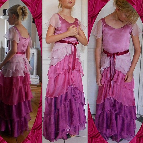 Robe Hermione Granger. I\'ve always wanted this to be my prom dress ...