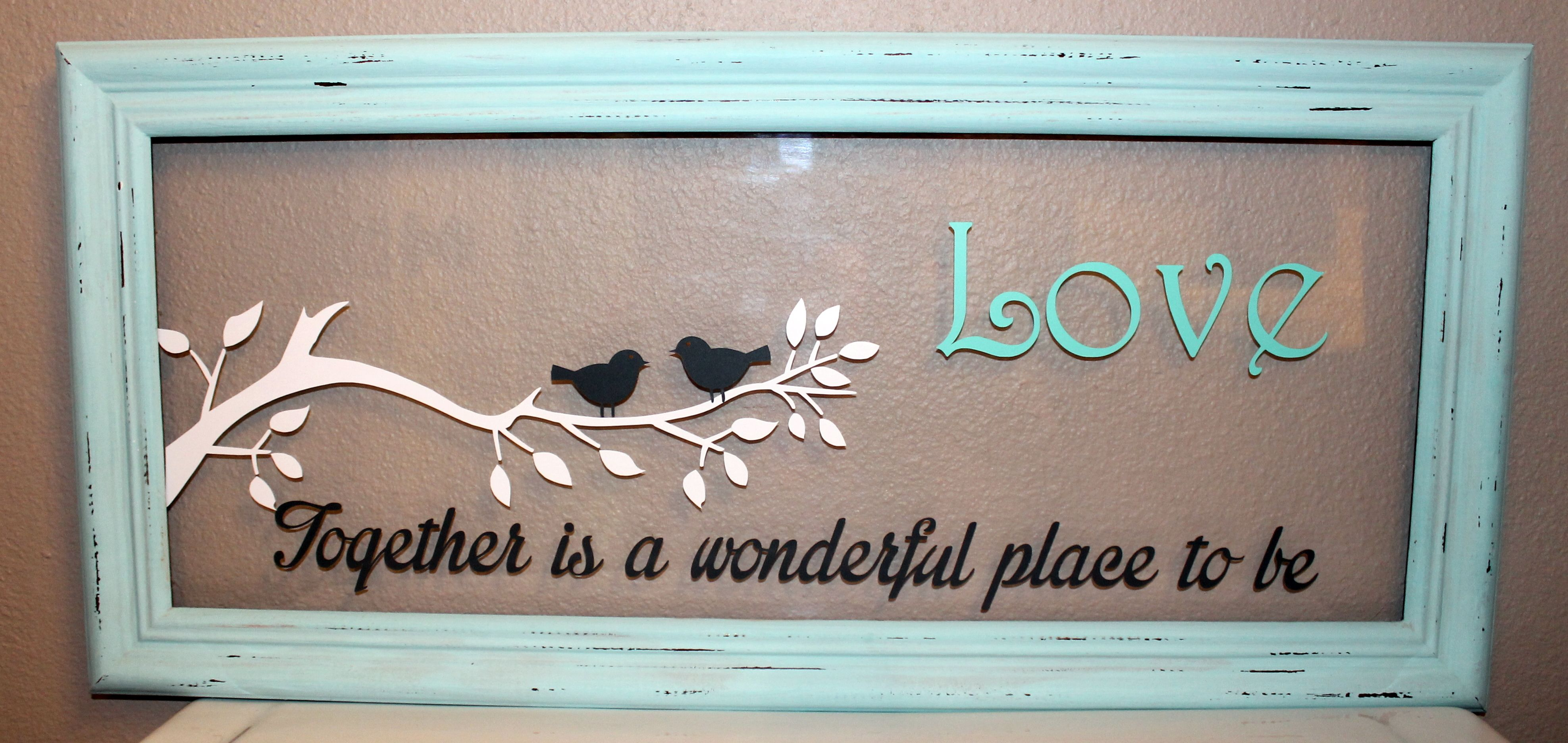 Silhouette vinyl projects