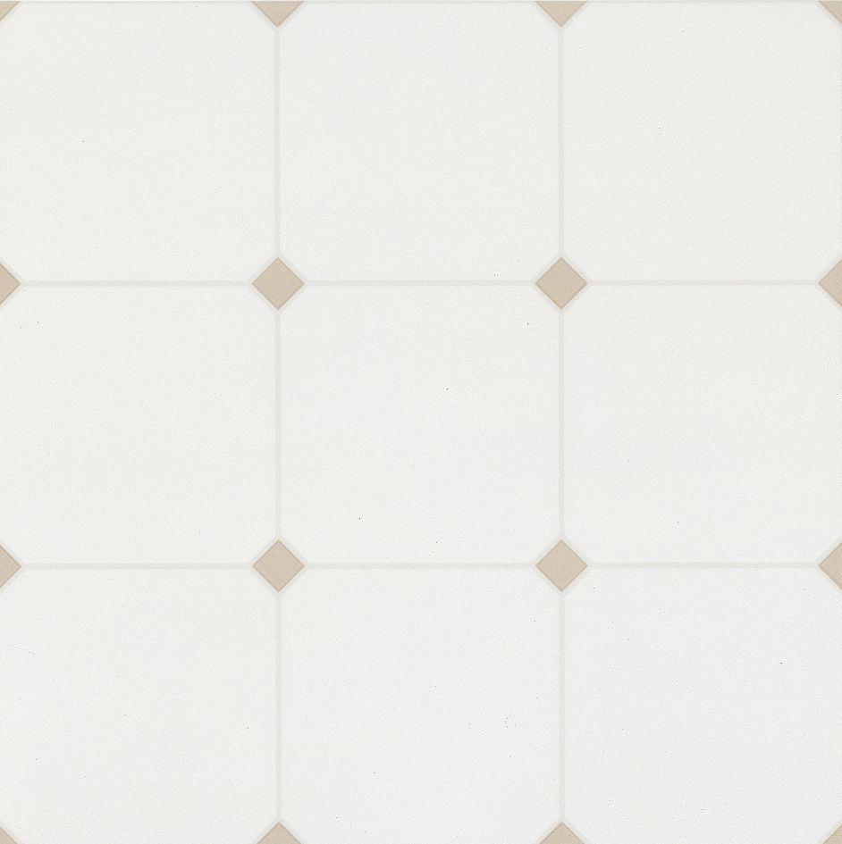 Castleford Beige White Vinyl Sheet