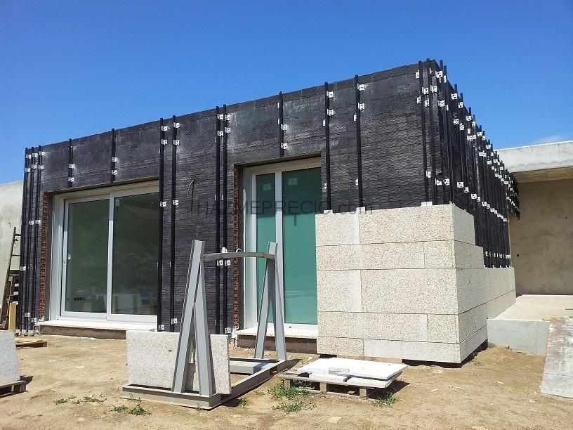 Aislamiento para fachadas ventiladas viviendas - Aislamiento vivienda ...