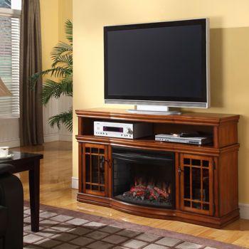 Costco Dwyer Media Electric Fireplace By Muskoka Fireplace