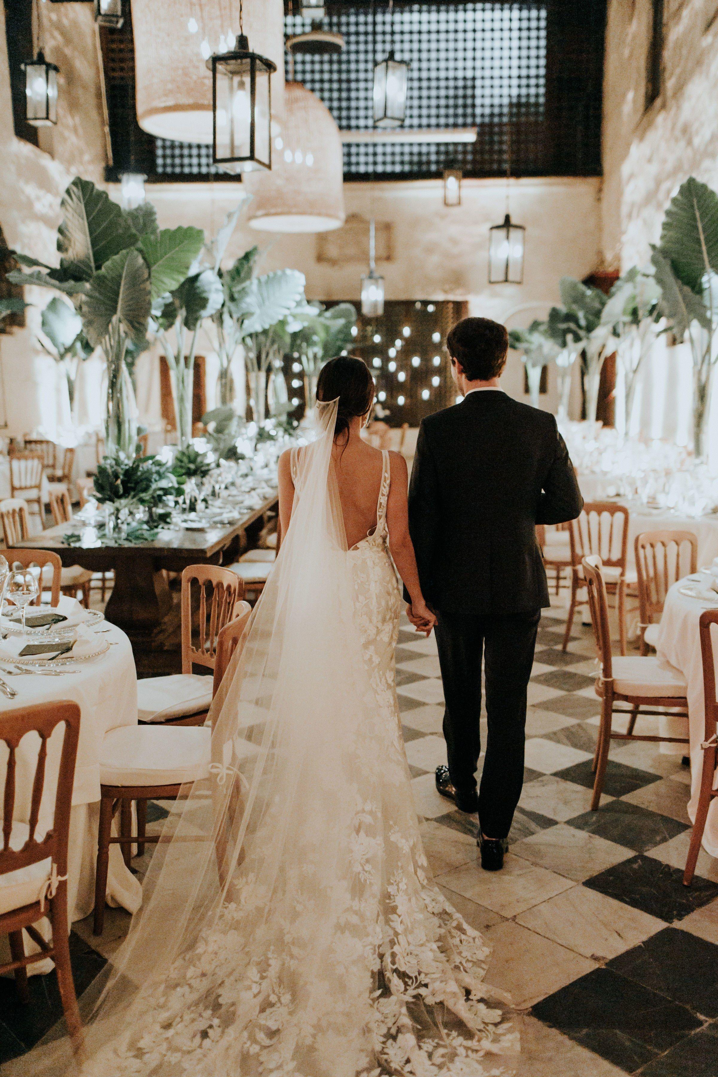 A Romantic Destination Wedding in Historic Cartagena