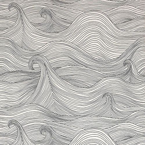 Interesting water pattern, maybe thicker version of lines (with same vectors) could be used for DUR seafood soffit