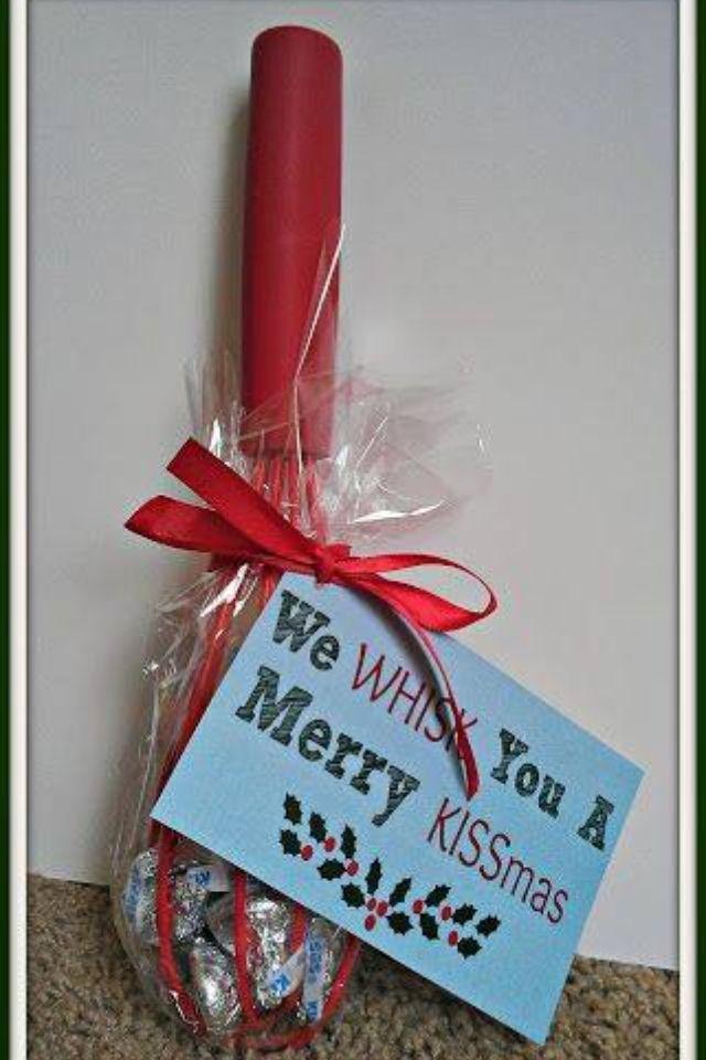 cute & cheap #gift idea - Easy And Inexpensive DIY Christmas Gift Idea + Free Printable #CIJ13