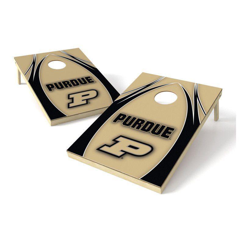 Wild Sports NCAA 2x3 Shield Cornhole - TTPC-